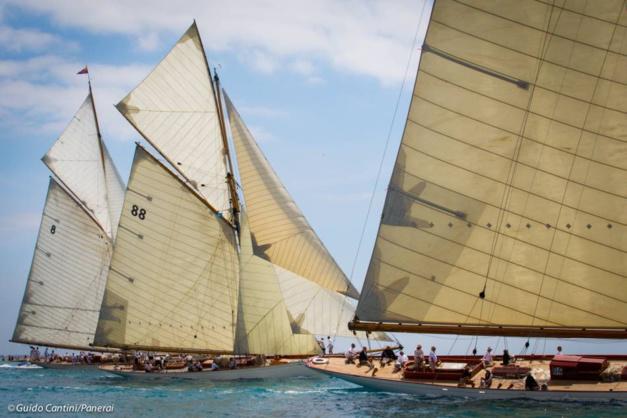 Les Voiles d'Antibes : Panerai, une passion légitime