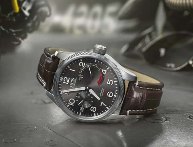 Oris Big Crown ProPilot : embarquement avec le calibre 111