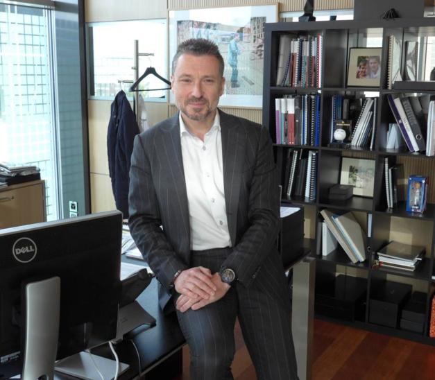 Jean-Marc Pontroué, PDG de Roger Dubuis, copyright Joël Chassaing-Cuvillier