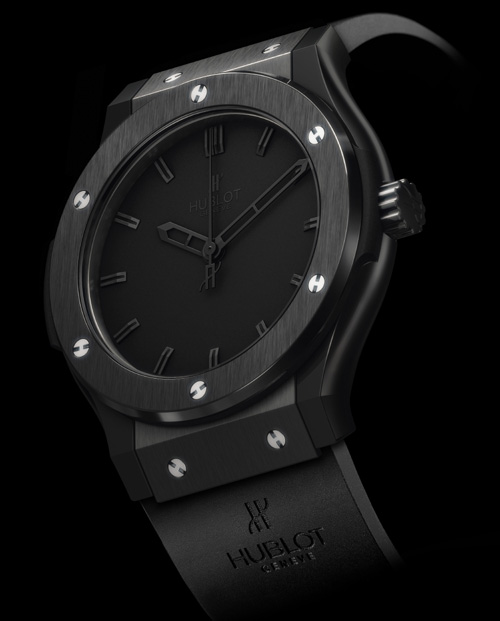 Hublot Big Bang Classic All Black