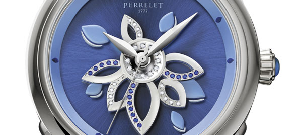 DiamonD Flower de Perrelet