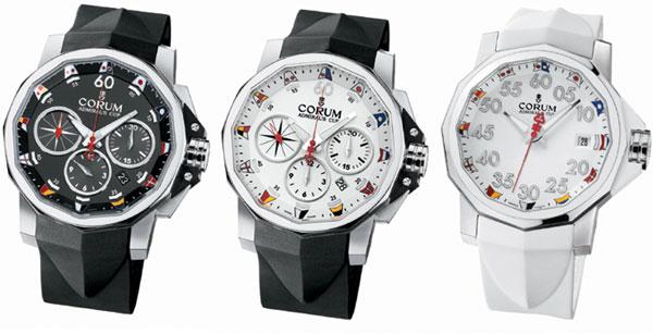 Corum : chronométreur officiel de la Skandia Cowes Week