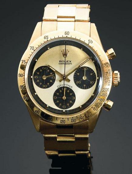 Tajan : grande vente aux enchères de montres modernes et de collection le 29 juillet à Monaco