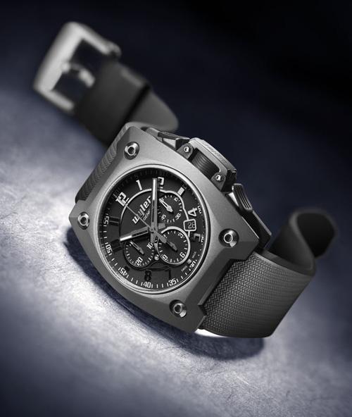 Wyler Genève propose une nouvelle version de son chronographe en Tantale
