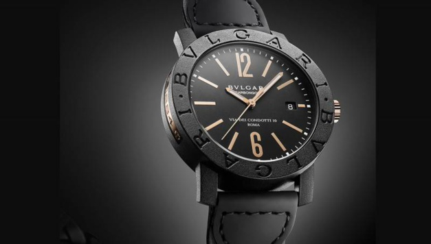 Bulgari Bulgari Carbon Gold : vacances romaines