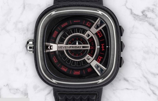 SevenFriday M1/04 Punk Edition