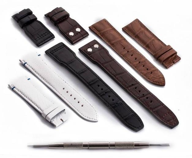 ABP : lancement de bracelets PAP pour la Big Pilot