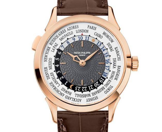 Patek Philippe Worldtime 5230 rose gold