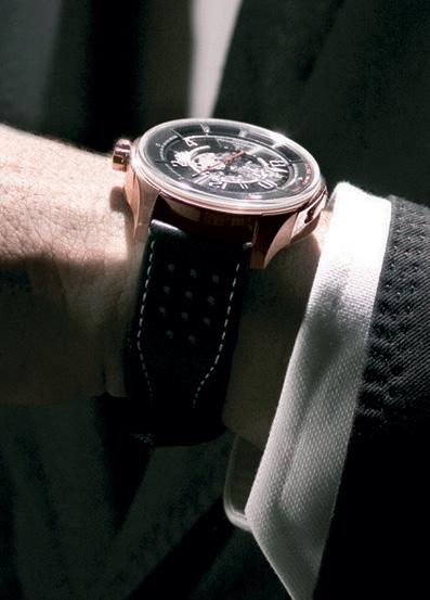 AMVOX2 DBS Transponder : une montre Jaeger-LeCoultre vous ouvre les portes de votre Aston Martin