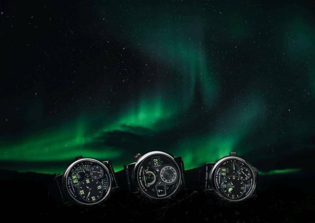 Lange & Söhne : pourquoi les aurores boréales sont-elles vertes ?