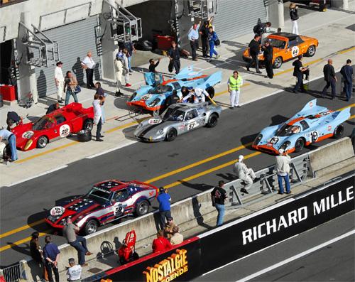 Le Mans Classic 2008 : Richard Mille chronométreur officiel pour la 4ème fois