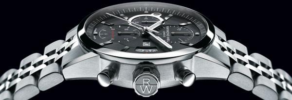 Freelancer Raymond Weil : le premier chronographe avec quantième de la marque