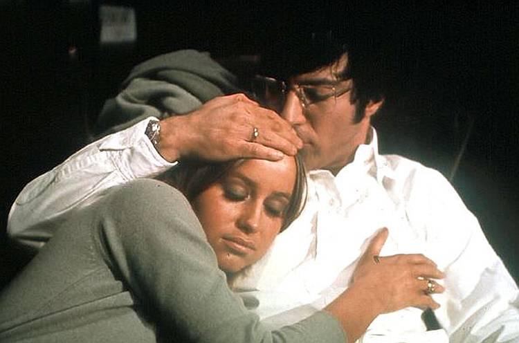 Dustin Hoffman dans Les chiens de paille, DR