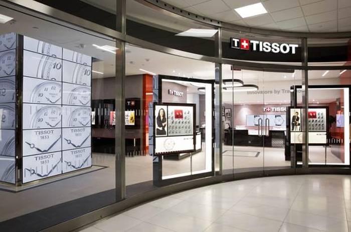 Tissot : ouverture de sa 4ème boutique newyorkaise
