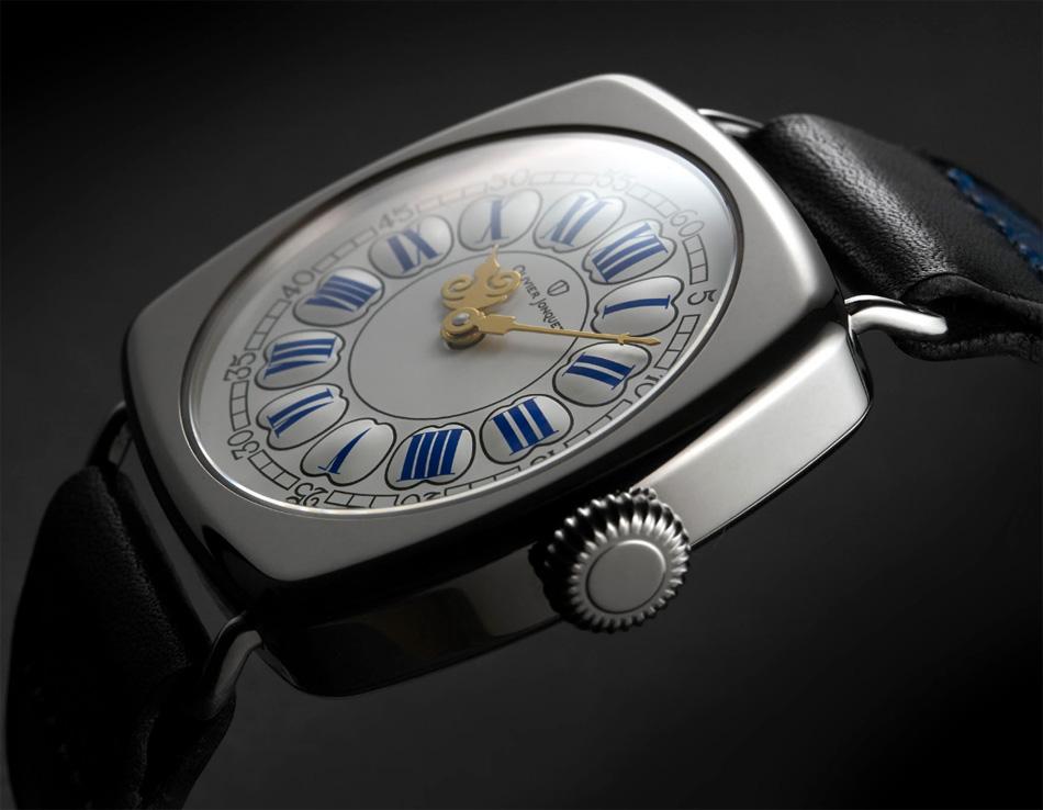 Carosse : la nouvelle montre d'Olivier Jonquet