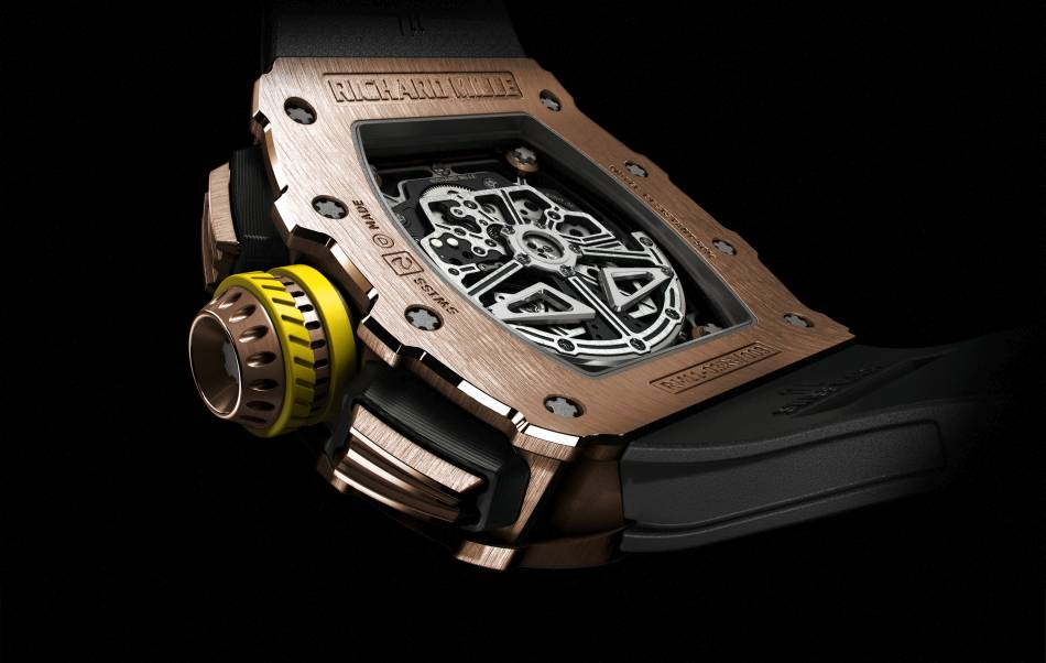 Richard Mille RM 11-03 Automatique Chronographe Flyback