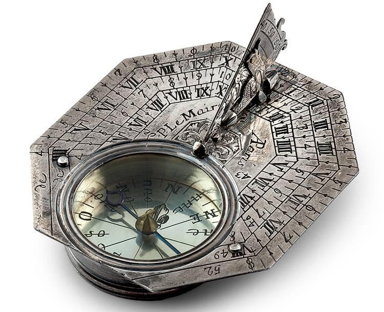 Exposition La Conquête du Temps à la Biennale des Antiquaires