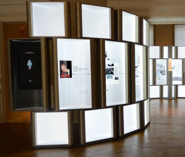 Rolex : l'exposition Day-Date s'arrête à Lille chez Lepage en octobre 2016