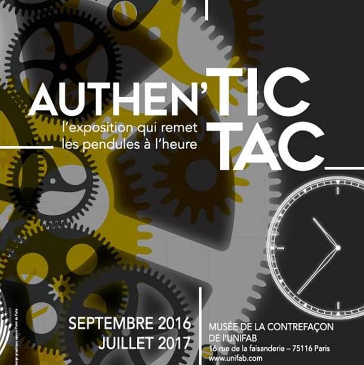 Authen'Tic Tac : expo à découvrir au Musée de la contrefaçon à Paris