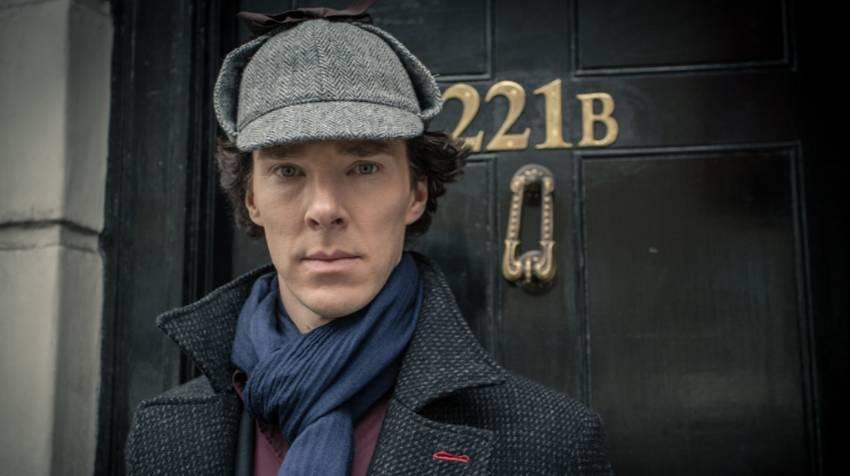 Sherlock : Benedict Cumberbatch porte une montre Rotary