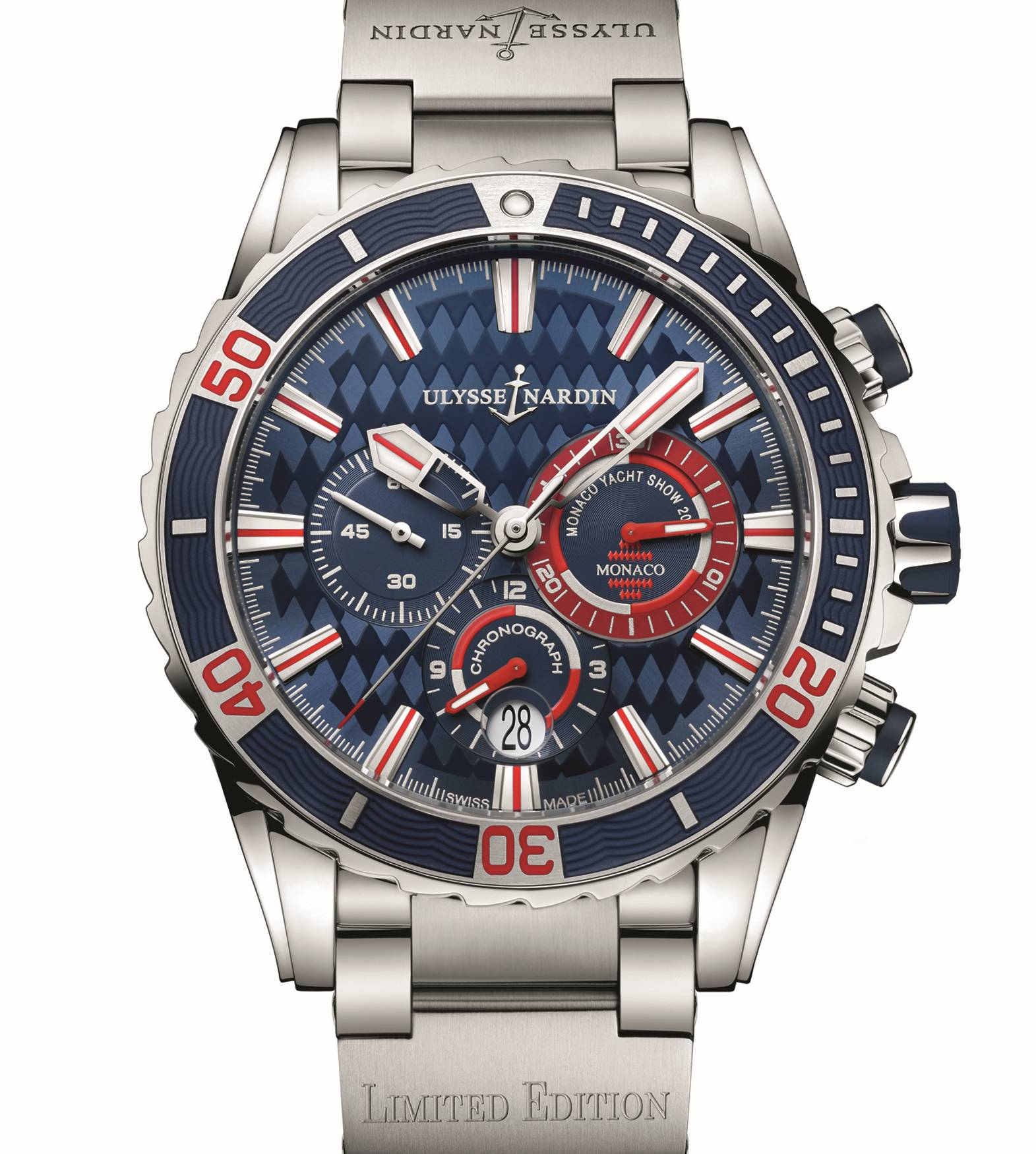 Ulysse Nardin Diver Chronograph Monaco