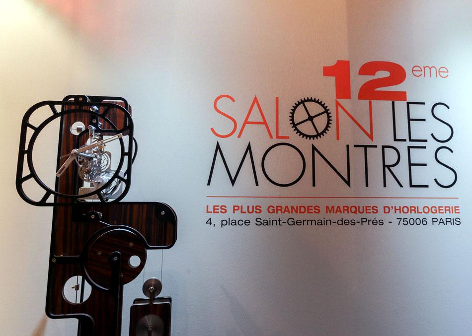 Bilan du salon Les Montres 2016