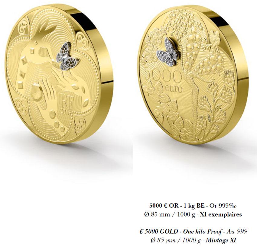 Monnaie de Paris x Van Cleef & Arpels