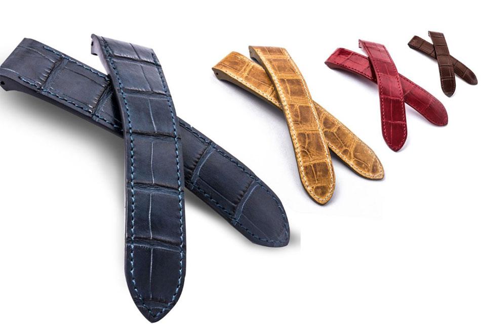 ABP : des bracelets pour la Santos 100 XL de Cartier