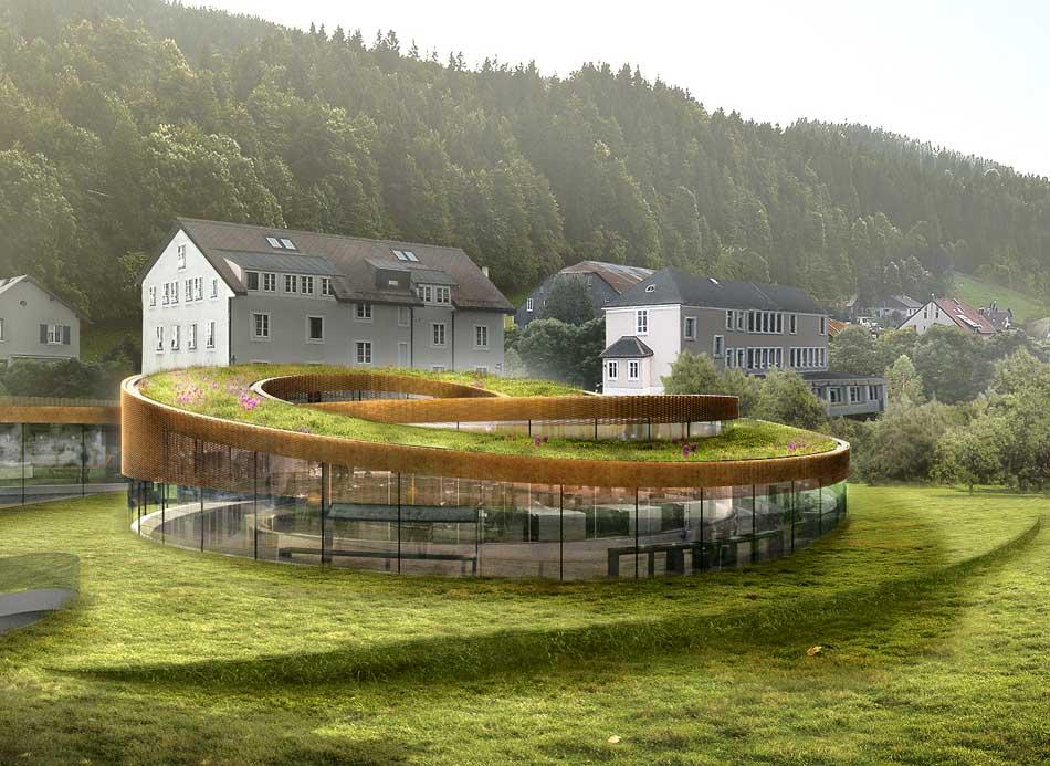 Brassus : nouveau musée Audemars Piguet, le chantier a démarré