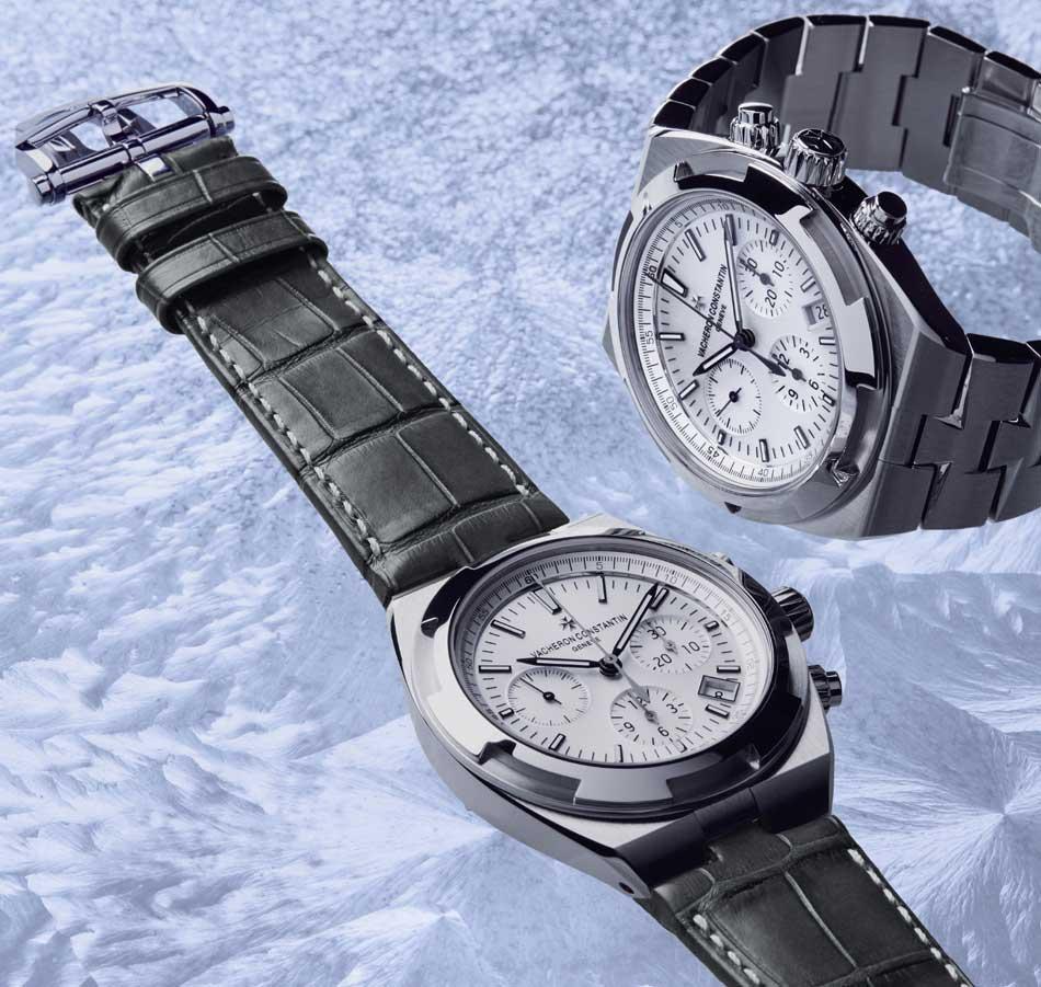 Overseas : Vacheron Constantin élargit son offre de bracelets