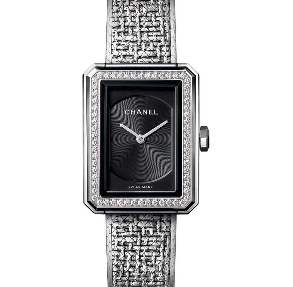Chanel Boy-Friend Tweed : So Coco !
