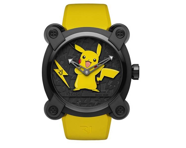 RJ Romain Jerome x Pokémon : icône nippone