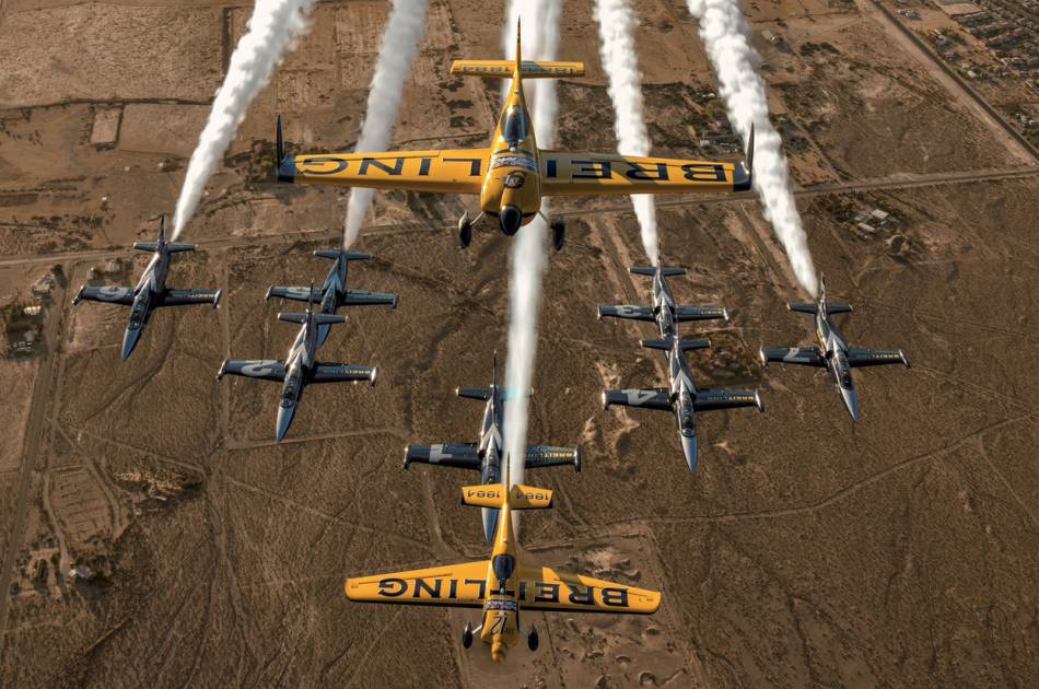 Breitling : Red Bull Air Race Championship, Brageot reprend le flambeau