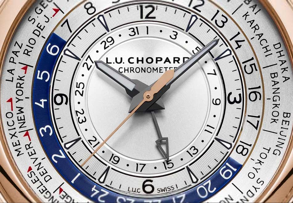 Chopard L.U.C. Time Traveler One World Time