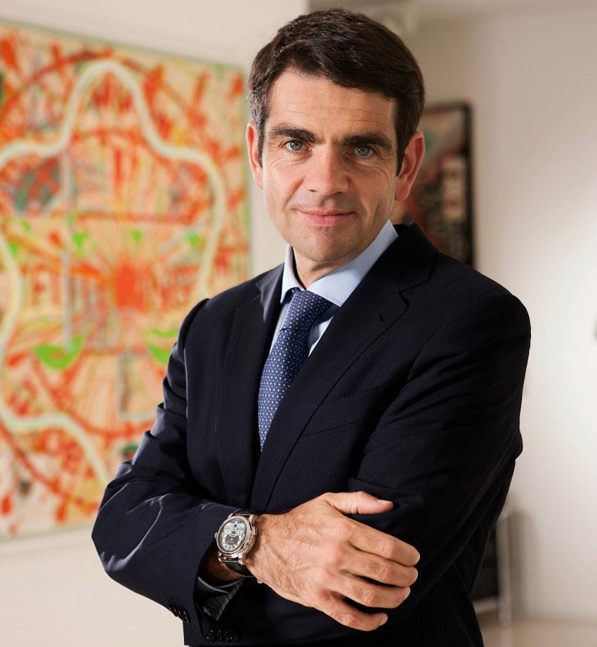 Montblanc, rencontre avec Jérôme Lambert