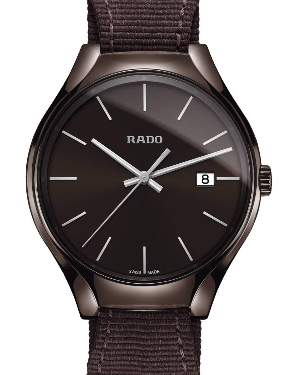 Rado True : montres céramique en couleurs !