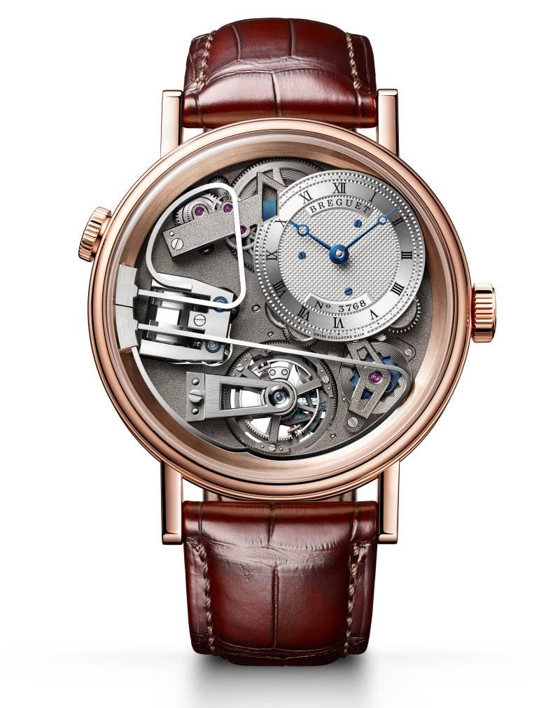 Breguet Tradition Répétition Minutes Tourbillon 7087 : graal horloger