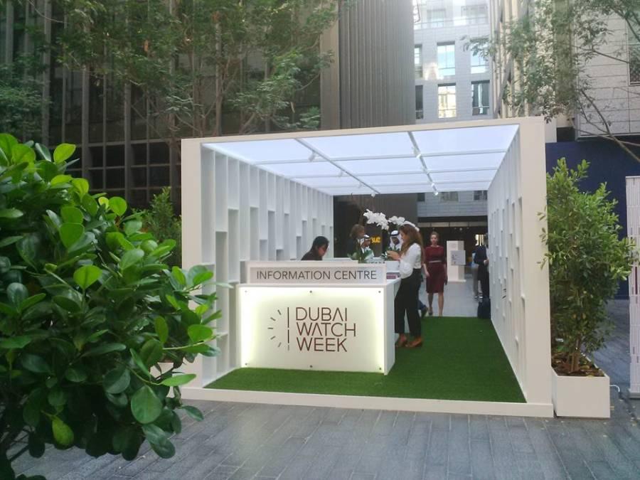 Dubai Watch Week : une splendide deuxième édition !