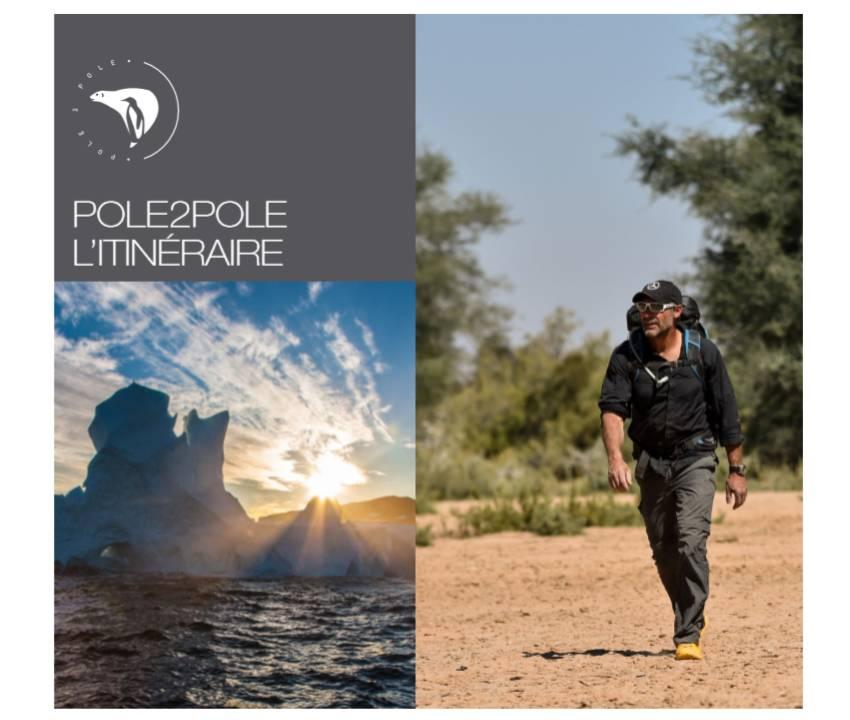Pole2Pole : Panerai part à l'aventure avec Mike Horn