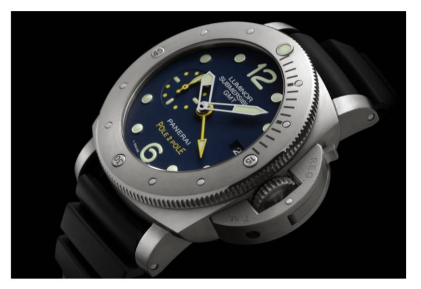 Submersible Panerai Pole2Pole