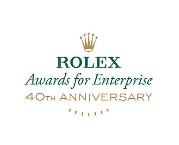 Rolex : les lauréats des Prix à l'Esprit d'Entreprise 2016
