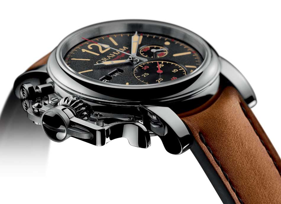 Graham Chronofighter : le vintage à l'honneur