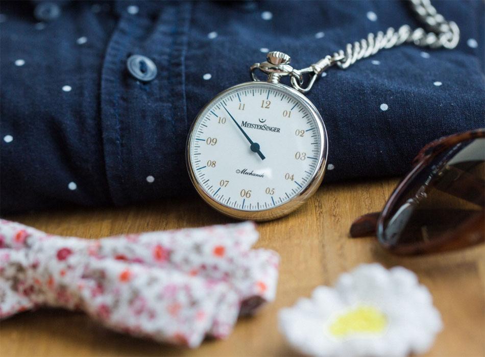 MeisterSinger Pocket Watch