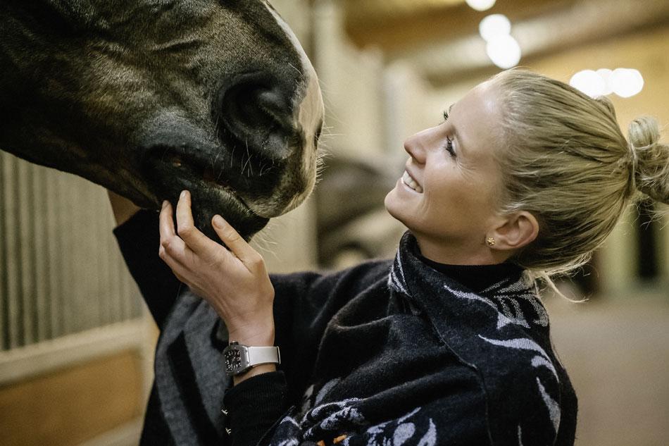 Jessica Von Bredow-Werndl : nouvelle partenaire de Richard Mille