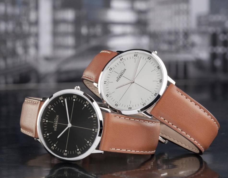 Michel Herbelin City : montre mixte