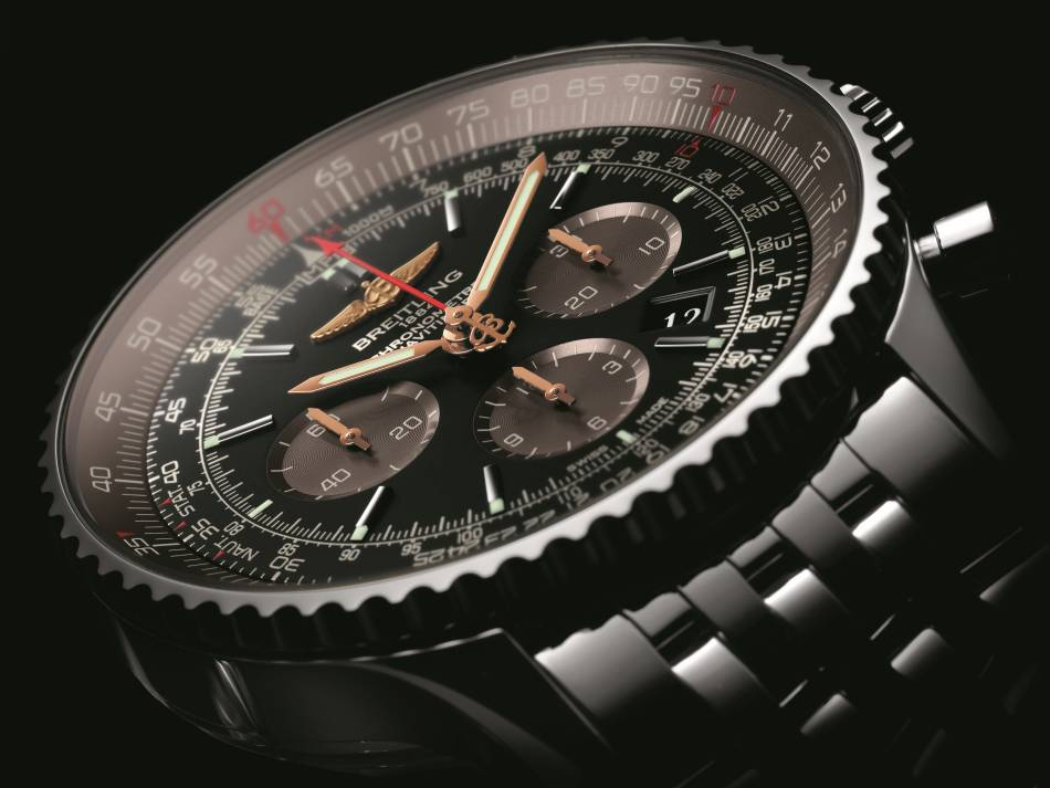 Breitling Navitimer 01 Limited Edition : mille exemplaires