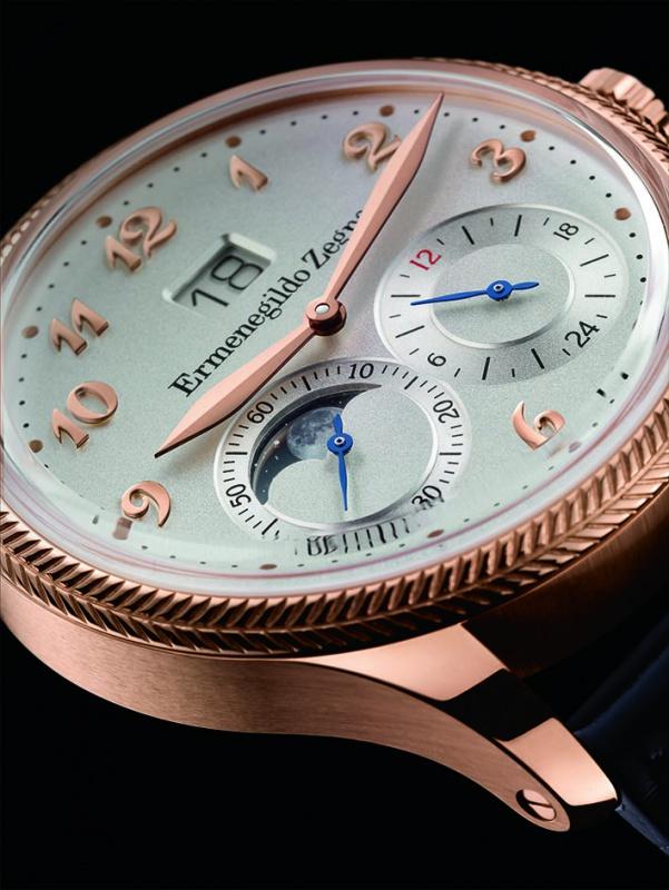 Zegna Monterubello : montres pour globe-trotteurs chics