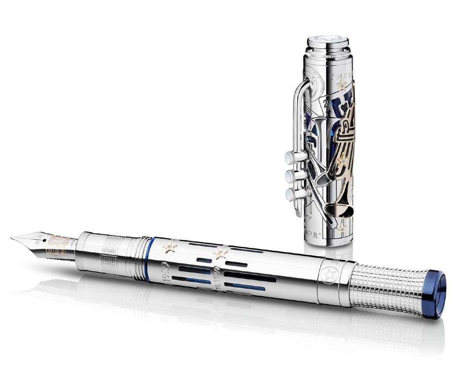 stylo montblanc miles davis