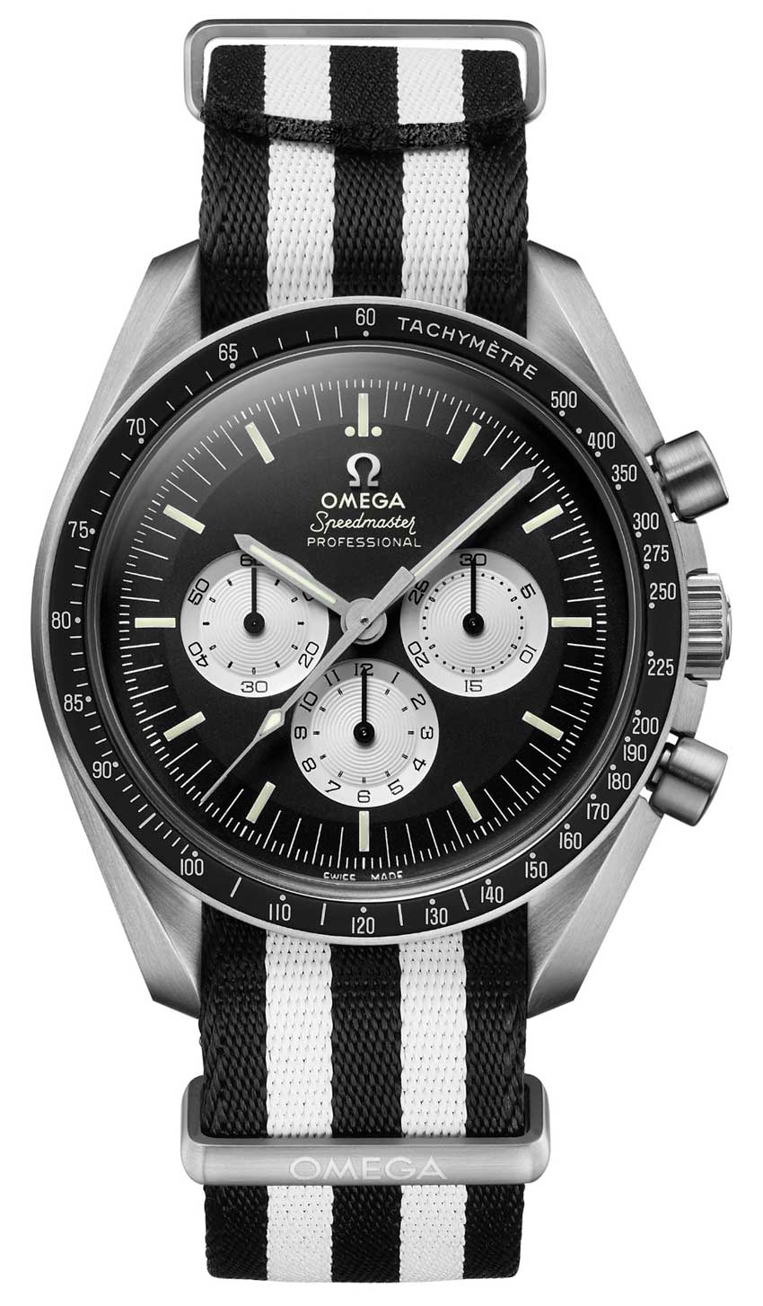 "Omega Speedmaster ""Speedy Tuesday"" : collector en puissance"