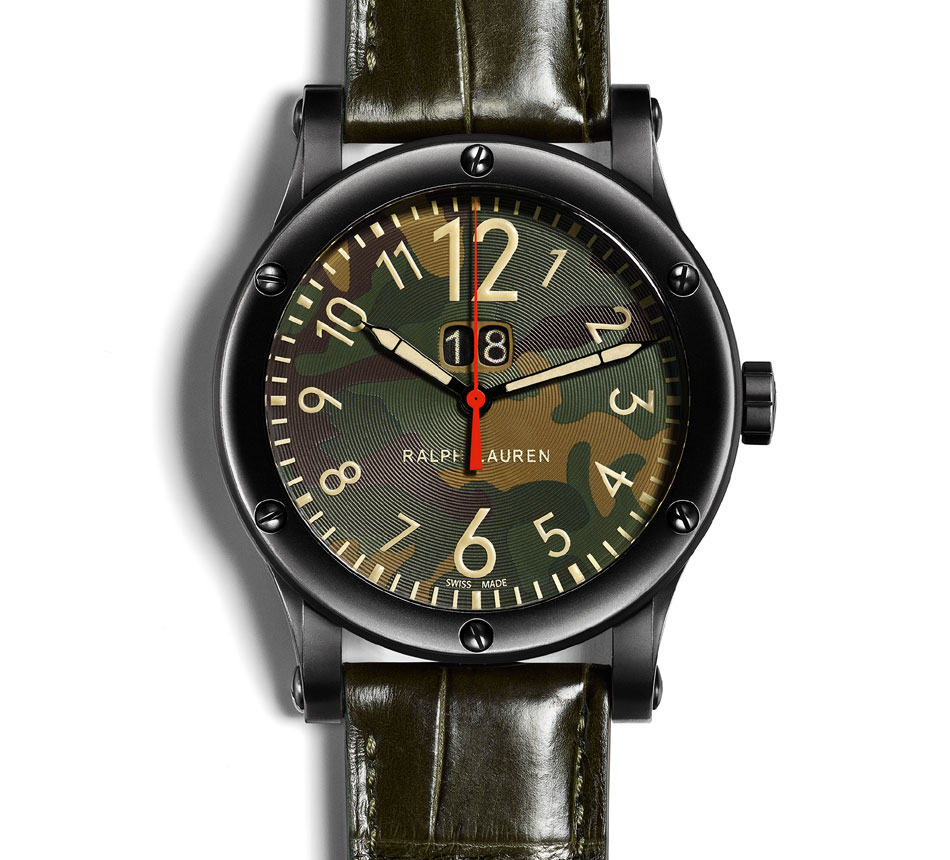 Grande Date Ralph Lauren RL67 Safari : out of Africa